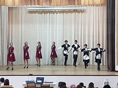 Региональный Фестиваль имени Мухадина Кишева