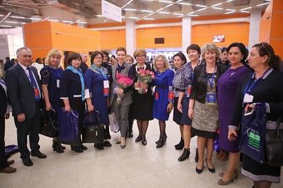 13-14 апреля 2017 года в Москве прошел Х юбилейный съезд Всероссийского педагогического собрания.